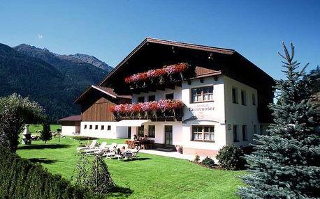 Rakousko - Sölden - Ötztal na 8 dnů