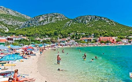 Chorvatsko - Jižní Dalmácie na 7 až 10 dní, bez stravy s dopravou autobusem, Jižní Dalmácie