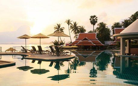 Thajsko - Koh Samui letecky na 10 dnů, snídaně v ceně