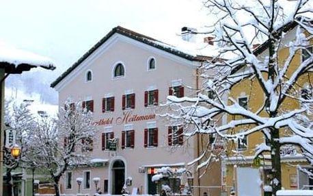 Rakousko - Kitzbühel / Mittersill na 3-6 dnů, polopenze