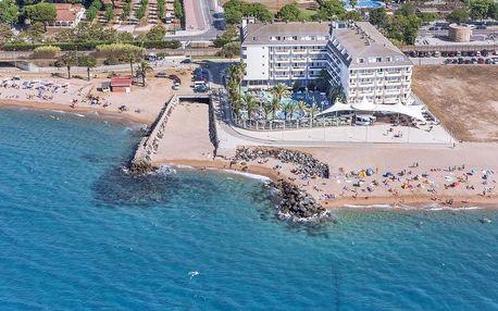 Španělsko - Costa del Maresme na 8 až 9 dní, polopenze nebo plná penze s dopravou letecky z Prahy, Costa del Maresme