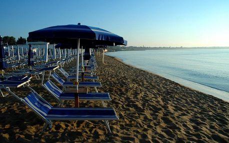 Itálie - Sicílie na 8 dní, polopenze s dopravou letecky z Prahy, Sicílie