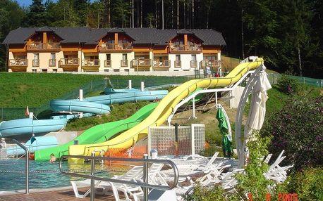 Slovinsko - Slovinské lázně na 4 dny, snídaně v ceně