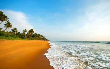 Srí Lanka - Waduwa letecky na 8 dnů, snídaně v ceně