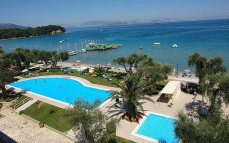 Řecko - Korfu na 8 až 11 dní, polopenze nebo all inclusive s dopravou letecky z Prahy nebo letecky z Ostravy, Korfu