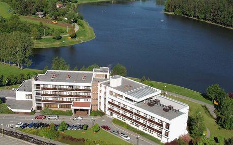 All inclusive v Hotelu Adamantino*** u Luhačovické přehrady s wellness