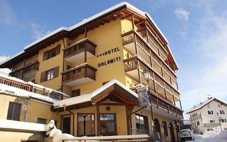Itálie - Val di Fiemme/Obereggen na 4-7 dnů, polopenze