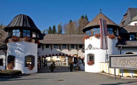 Rakousko - Saalbach - Hinterglemm na 4 dny, polopenze