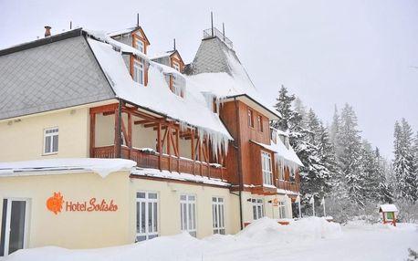 Slovensko - Vysoké Tatry na 3 dny, snídaně nebo polopenze, Vysoké Tatry