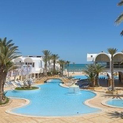 Tunisko - Djerba na 5 až 8 dní, all inclusive s dopravou letecky z Prahy, Djerba