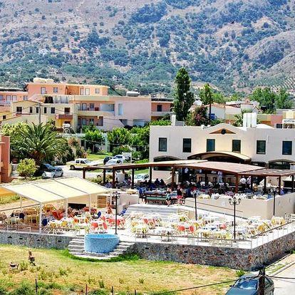 Řecko - Kréta letecky na 4-5 dnů, all inclusive