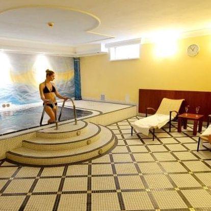 Hotelu Tilia **** jen 20 minut od Bratislavy se snídaněmi a wellness