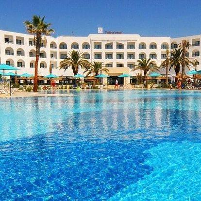Tunisko - Hammamet letecky na 8-11 dnů, all inclusive
