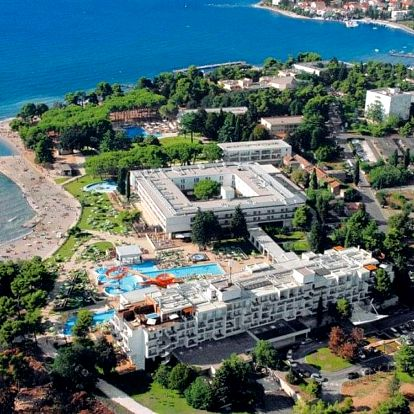 Chorvatsko - Zadar na 7-8 dnů, all inclusive