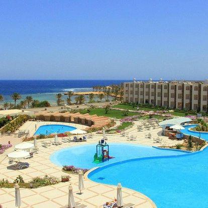 Egypt - Marsa Alam na 8 dní, all inclusive s dopravou letecky z Brna nebo letecky z Prahy, Marsa Alam