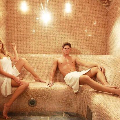 Víkendový wellness pobyt v hotelu Zlatý Lev v Žatci (2 noci) v zařízení Zlatý lev Žatec