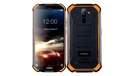 Doogee S40 oranžový (DGE000420)