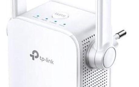 TP-Link RE305 AC1200 + IP TV na 1 měsíc ZDARMA bílý (RE305)