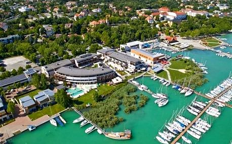 Maďarsko - Balaton na 3-8 dnů, snídaně v ceně