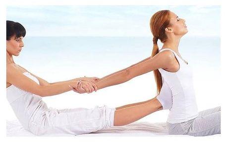 Thajská masáž - víkendový kurz základní thajské masáže Brno 23.11. - 24.11.2019