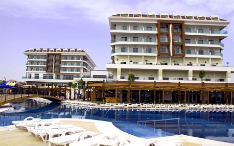 Turecko - Side - Manavgat letecky na 8 dnů, ultra all inclusive
