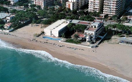 Španělsko - Costa del Maresme na 8 dní, all inclusive s dopravou letecky z Prahy, Costa del Maresme