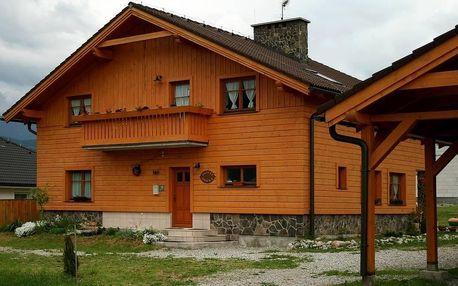 Slovensko - Liptov na 3 až 8 dní, bez stravy, Liptov