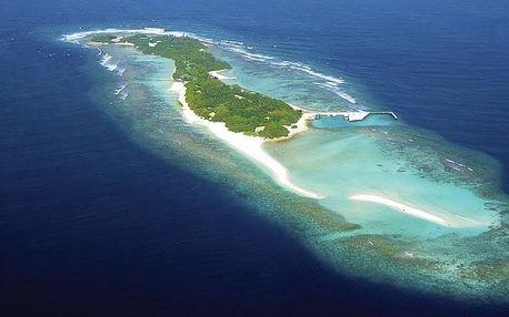 Maledivy - Severní Atol Male letecky na 9-10 dnů, ultra all inclusive