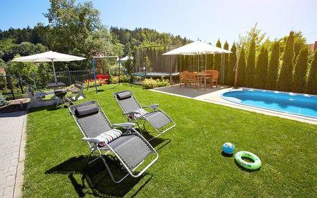 Letní dovolená v Beskydech v zařízení Apartmány Vila Hedvika