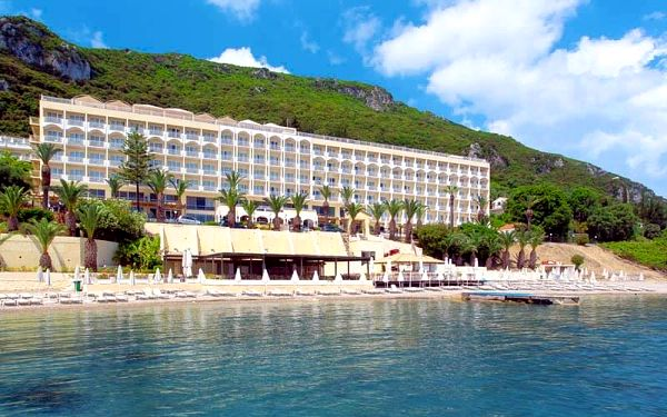Řecko - Korfu letecky na 8-11 dnů, all inclusive