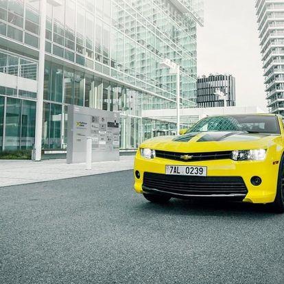 Pronájem supersportu Chevrolet Camaro