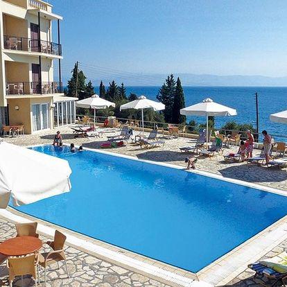 Řecko - Korfu na 8 až 9 dní, all inclusive s dopravou letecky z Prahy, letecky z Ostravy nebo letecky z Brna, Korfu