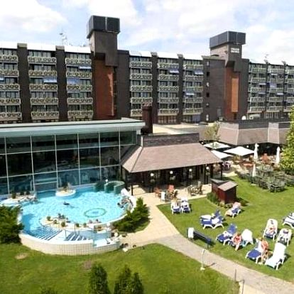 Danubius Health Spa Hotel Bük, Maďarsko, Termální lázně Maďarsko, Bükfürdo