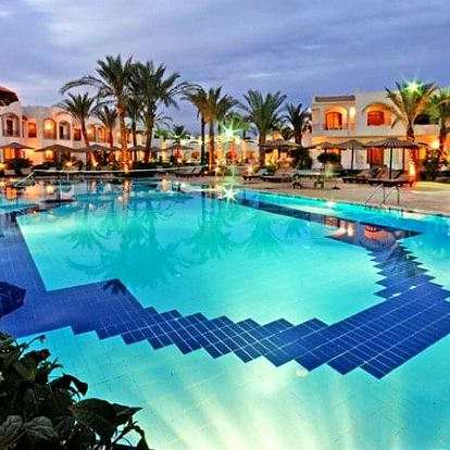 Egypt - Sharm el Sheikh letecky na 8-18 dnů, all inclusive