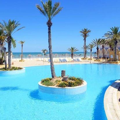 Tunisko - Djerba letecky na 8-9 dnů, all inclusive