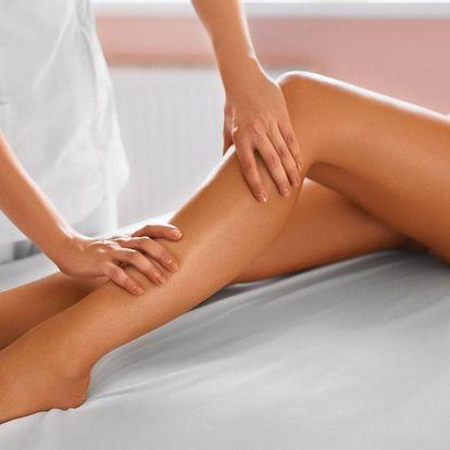 Ruční lymfatická masáž celého těla 90 nebo 120 min.
