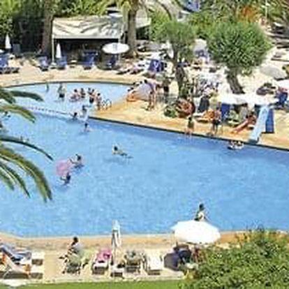 Řecko - Korfu letecky na 8-10 dnů, all inclusive