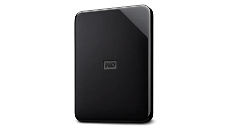Western Digital Elements Portable SE 500GB černý (WDBEPK5000ABK-WESN)