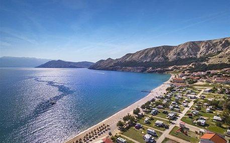 Chorvatsko - Baška na 8-12 dnů