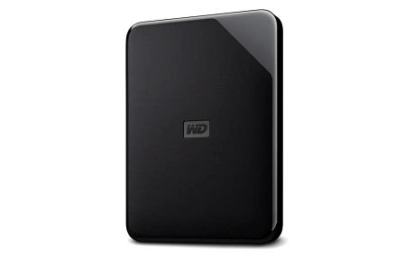 Western Digital Elements Portable SE 500GB černý (WDBEPK5000ABK-WESN)
