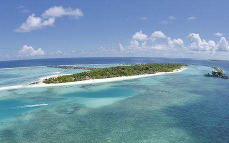 Maledivy - Atol Severní Male letecky na 10 dnů, all inclusive