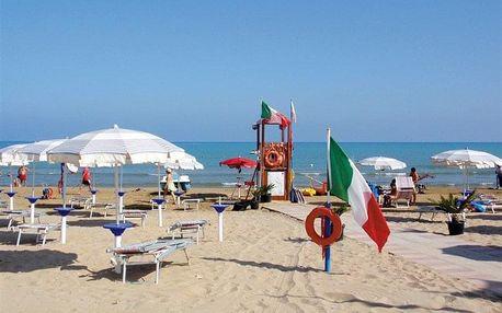 Itálie - Gargano autobusem na 10-14 dnů