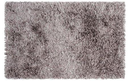 Bo-ma Kusový koberec Emma šedohnědá, 70 x 120 cm