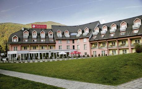 Slovinsko - Kranjska Gora na 4-6 dnů, polopenze