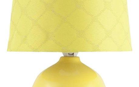 Rabalux 4383 Ellie stolní lampa, žlutá