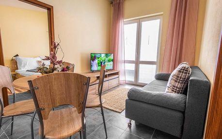 Rodinná dovolená pro 4 až 6 osob v liptovském resortu Sojka