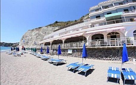 Itálie - Ischia na 8 dní, polopenze nebo snídaně s dopravou letecky z Prahy, Ischia