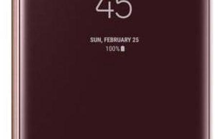 Samsung Clear View pro Galaxy S9 zlaté (EF-ZG960CFEGWW)