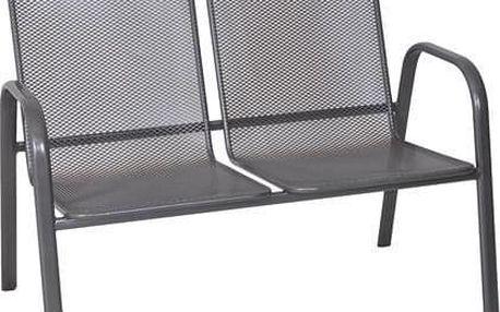 Tradgard ZWMC-S28 Zahradní kovová lavice