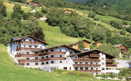 Rakousko - Pitztal na 4 dny, polopenze, Pitztal